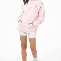 Cities Fleece Graphic Hoodie