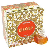 BLONDE by Versace Pure Perfume 1/2 oz for Women
