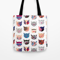 C.C. iii Tote Bag by Nikola Nupra