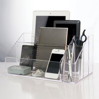 Premium Quality Plastic Craft and Desktop Organizer