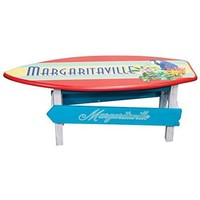 Margaritaville Outdoor Surfboard Coffee Table