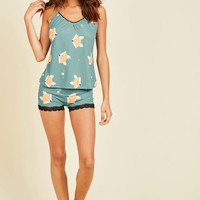 Sly of the Beholder Pajamas | Mod Retro Vintage Underwear | ModCloth.com