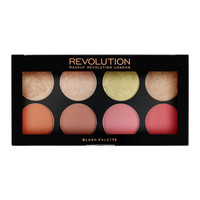 Revolution Blush Palette Blush Goddess 13g