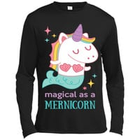 Magical as mernicorn Unicorn T-shirt kid girl tank top gift