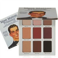 theBalm Meet Matte Trimony the Balm Eyeshadow Palette