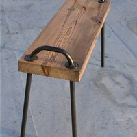 THE WALD BENCH
