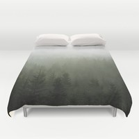 Step Into My Office Duvet Cover by Tordis Kayma | Society6
