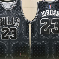 Chicago Bulls 23 Jordan Fashion Swingman Jersey