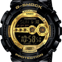 Casio G-Shock GD-100GB-1  Watch - Cool Watches from Watchismo.com