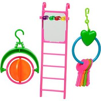 Petco Ladder with Toys Bird Toy Value Pack