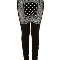 The Thug Life Pant in Black