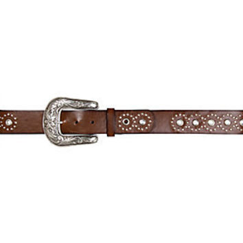 Bit & Bridle Ladies' Studded Belt - 101526399 | Tractor Supply Company