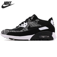PEAPON Original New Arrival 2017 NIKE AIR MAX 90 ULTRA 2.0 FLYKNIT Women's   Running Shoes Sneakers