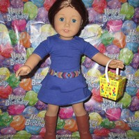 American Girl Doll Food Birthday Collection by Katie's Craftations