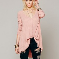 Free People Womens Made For Me Cardi