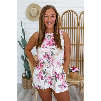 Look Inside Your Heart Romper