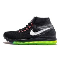 Nike Women's Zoom All Out Flyknit Running Shoes  nikes running shoes for women