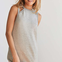Silence + Noise Cut-Out Neck A-line Dress - Urban Outfitters