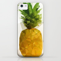 Pineapple iPhone & iPod Case by Three of the Possessed