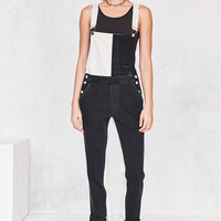 GUESS 1981 Colorblock Dungaree Overall   Urban Outfitters