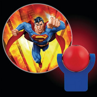 DC COMICS 10559 LED Projectable Night Light (Superman(R))