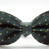 Outlander Polka Dot Bow Tie