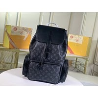 LV Louis Vuitton Shoulder Bag Lightwight Backpack Womens Mens Bag Travel Bags Suitcase Getaway Travel Luggage 45*33*22CM