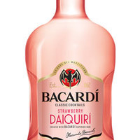 Bacardi Classic Cocktails Strawberry Daiquiri Ready To Drink 1.75L