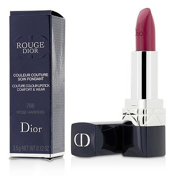 Rouge Dior Couture Colour Comfort & Wear Lipstick - # 766 Rose Harpers - 3.5g-0.12oz