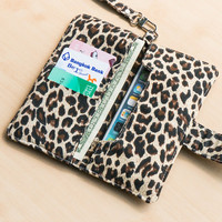 LEOPARD IPHONE 6 WALLET Tiger Skin Card Holder Pouch Sleeve Bag Purse Samsung Galaxy s3 Galaxy s4 Note 2 Note 3 iPhone 4 4s 5 5s 5c