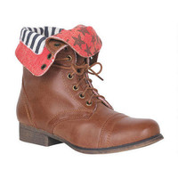 Madden Girl  Lace-Up Boot