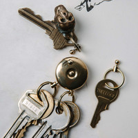 imogene + willie · japanese brass key holder