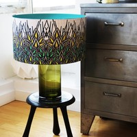 Leaves Lampshade | Lampara | Wolf & Badger