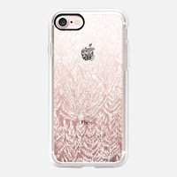 Snow pines(White) iPhone 7 Case by Kanika Mathur | Casetify
