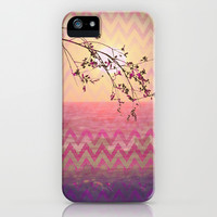 chevron memory iPhone & iPod Case by Marianna Tankelevich