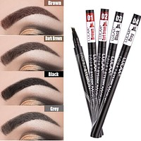 Eyebrow Pen Four-claw Eye Brow