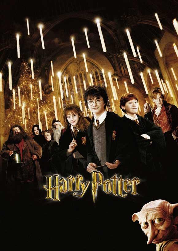 Image of Harry Potter and the Chamber of Secrets 11x17 Movie Poster (2002)