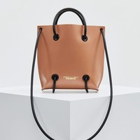Primary New York: Kozha Numbers The Utility Bag // Nude