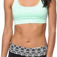 Aperture Tai Tribal X Back Sports Bra