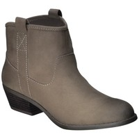 Women's Mossimo Supply Co. Kendall Booties - Taupe