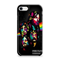 Pink Floyd Poster iPhone 7 | iPhone 7 Plus Case
