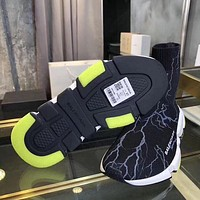 Balenciaga Speed Trainers With Tricolor Sole Sneakers Reference #10709