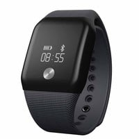 2018 A88+ New Smart Wristband with Blood oxygen Smart Bracelet Heart Rate Fitness Tracker Call/SMS Remind Smart Watch Waterproof