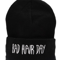 Beanie - Bad hairday | KEPSAR/BEANIES |