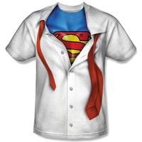 I'm Superman Tie Costume Logo T-Shirt
