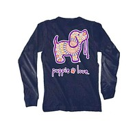 Youth Boho Pup Tee by Puppie Love