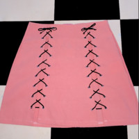 SWEET LORD O'MIGHTY! THE XTINA SKIRT IN PINK