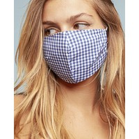 Reusable Face Mask - Gingham