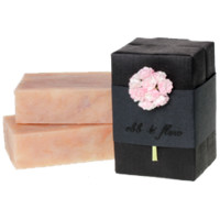 La Ebb and Flow Flower Soap