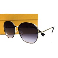 FENDI Fashion Woman  MEN Sunglasses Summer Sun Shades Eyeglasses Glasses 03